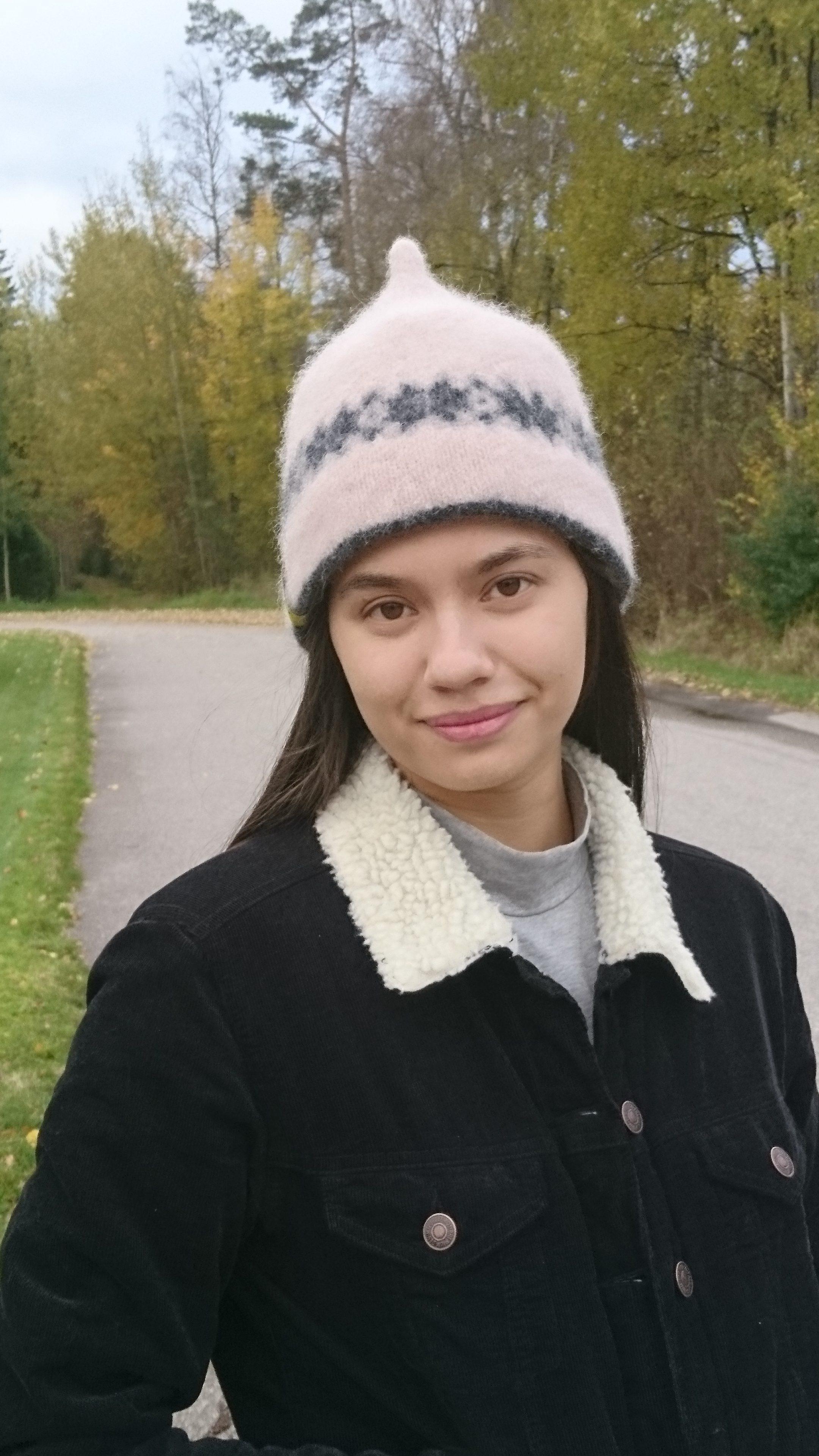 Vanessa-mössan