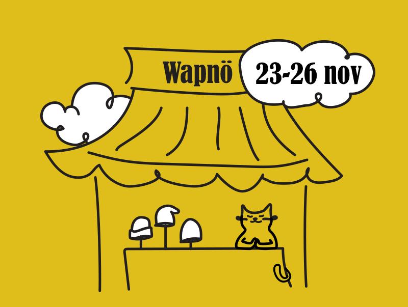Wapnö julmässa 23-26 november