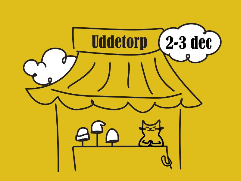 Julle's finns på Uddetorp Säteri 2-3 december