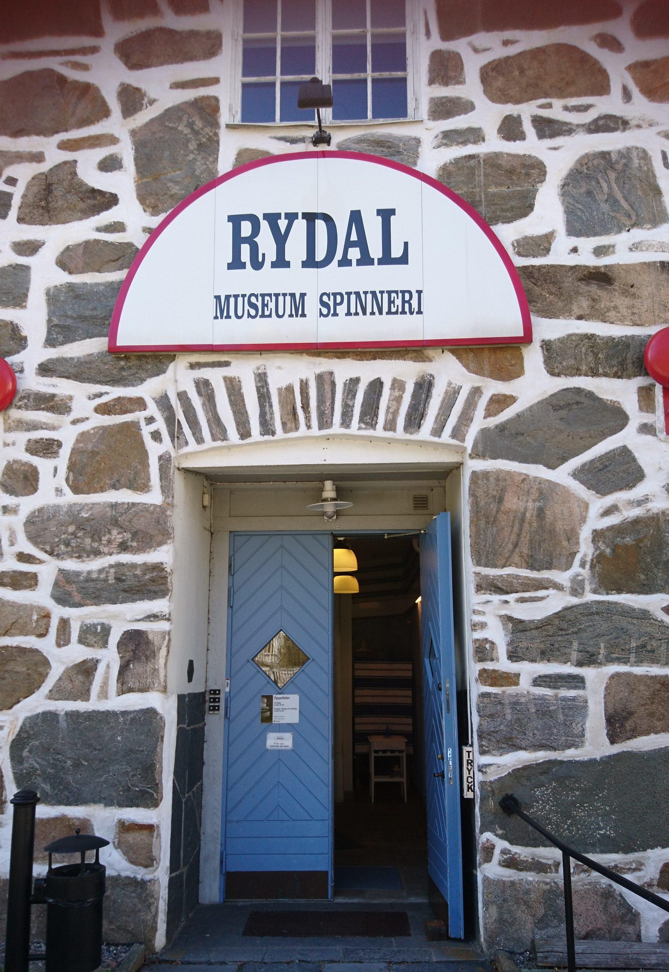 Julle's finns nu i Akleja hantverksbutik på Rydals museum.